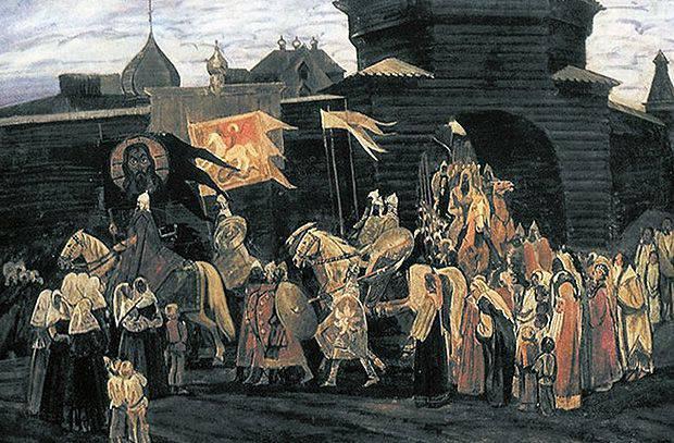 Batalha de Salnitz: a progenitora de todas as vitórias das armas russas