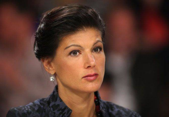 Sarah Wagenknecht called the USA a monster created by the West