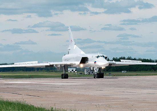 Ministero della difesa russo: gli aerei dell'aviazione a lungo raggio delle forze aerospaziali russe si sono uniti agli attacchi contro obiettivi militanti in Siria