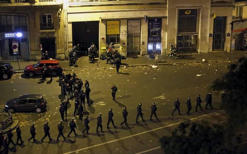 ISIS in Paris