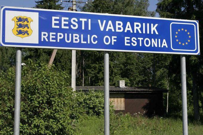 L'Estonia ha annunciato l'inizio del rafforzamento del confine con la Russia