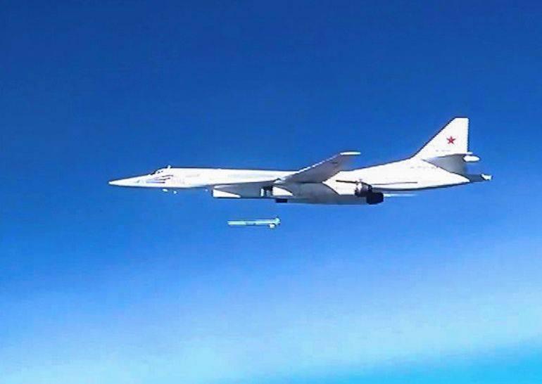 """Media: """"strateghi"""" russi hanno usato missili X-101 in Siria"""