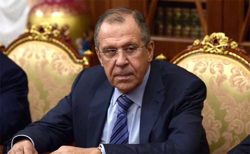Sergey Lavrov: Airbus A321'e terör saldırısı - Rusya'ya saldırı