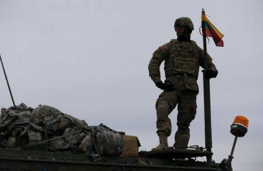 लिथुआनियाई सांसदों ने इस बात से इंकार नहीं किया कि लिथुआनियाई सशस्त्र बलों को आईएसआईएस के खिलाफ ऑपरेशन में भाग लेने के लिए कहा जाएगा