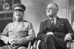 Roosevelt: Russia can not do without ...