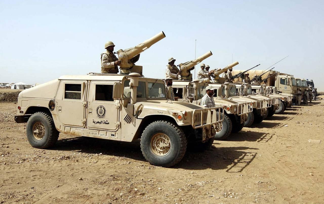 Несмотря на введённый запрет, в Саудовскую Аравию продолжает поступать немецкое оружие