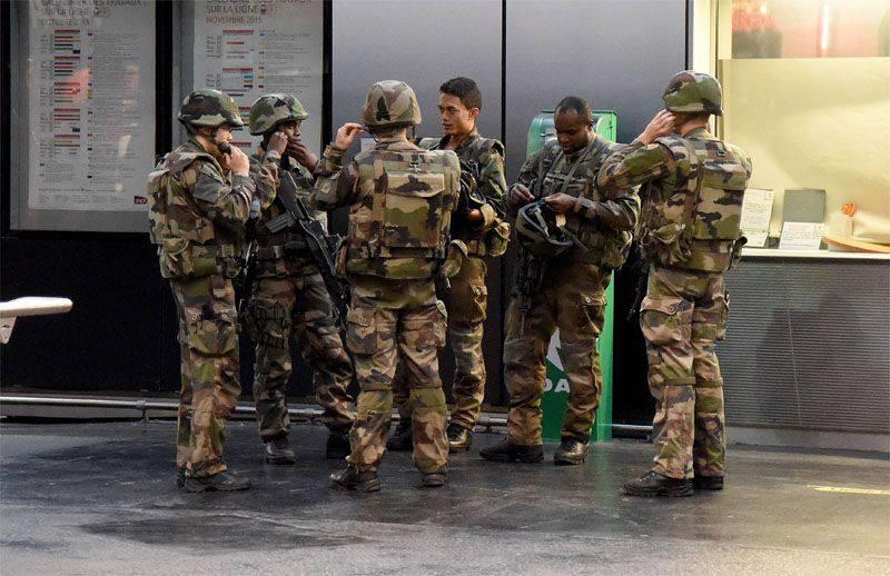 Le chef de la Commission européenne estime que le moment est venu de créer une seule armée de l'Union