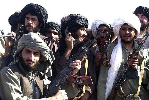 Los talibanes intentaron tomar el control de la base militar cerca de Kandahar (Afganistán)