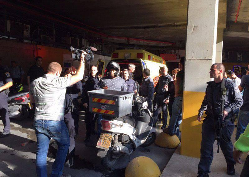 Angriff auf RT-Büro in Tel Aviv