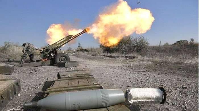 Syrische Bataillone bitten um Feuer