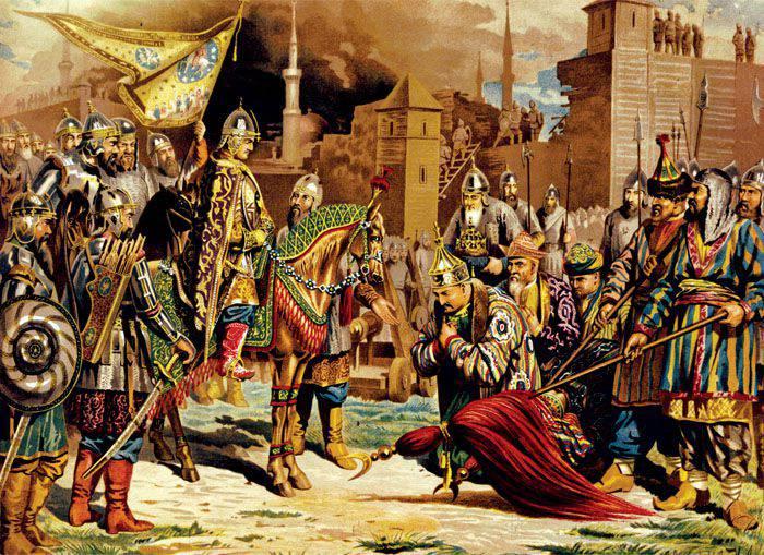 Prens Mikulinsky'nin ilk zaferleri