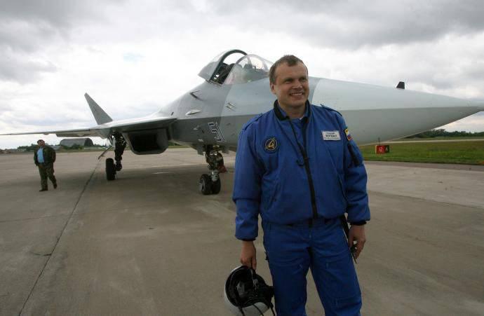 फाइटर T-50: अंदर से एक दृश्य