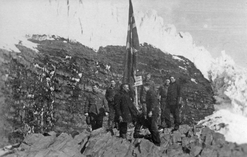 Noruega: Pedro, a Grande Ilha, é nossa!