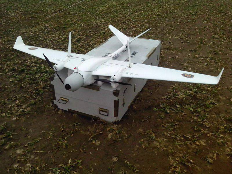 "Belarusian UAV ""Busel-M"" with reconnaissance and surveillance equipment may appear in the Russian Federation"