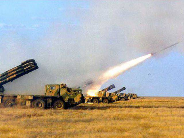 Guided missiles will be developed for Smerch and Tornado-S