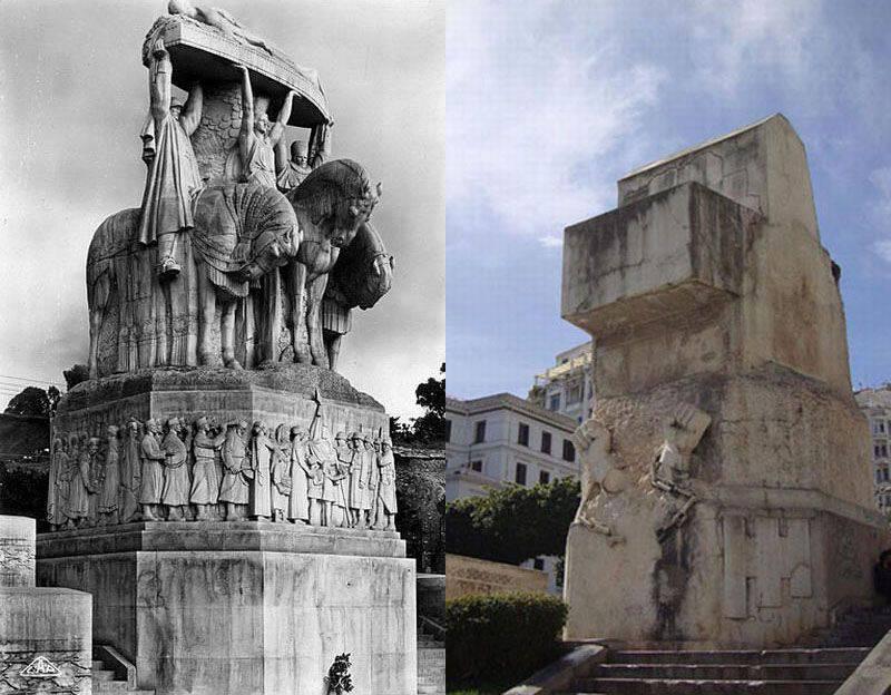 फ्रांस अल्जीरिया की विजय