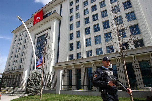 """La Turquie a décidé de demander au Conseil de sécurité des Nations Unies d'examiner la question des """"frappes aériennes des forces aériennes russes sur les Turkmènes syriens"""""""