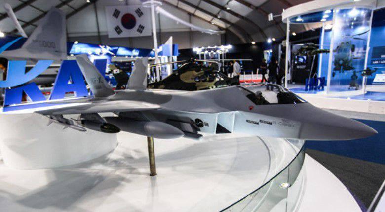 इंडोनेशिया एक महत्वाकांक्षी दक्षिण कोरियाई परियोजना KF-X $ 1,5 बिलियन में निवेश करेगा