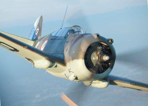 P-36柯蒂斯。 第一部分。在他自己的国家未被承认