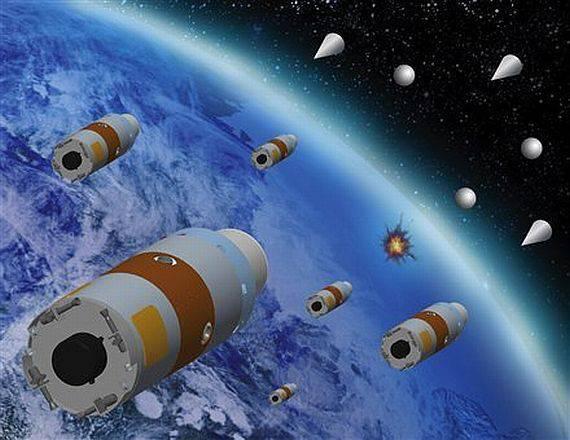米国地上ミサイル防衛システムの開発