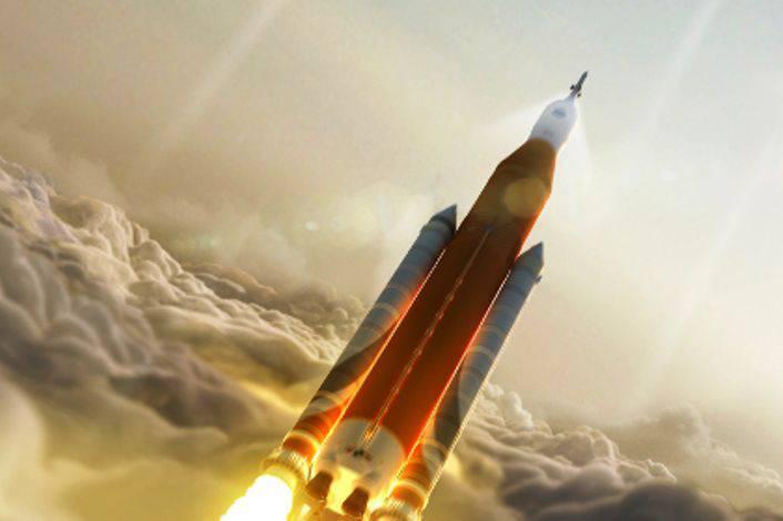 La NASA signe un contrat pour l'achat de moteurs RS-25