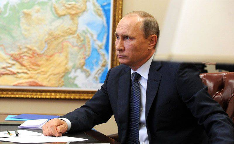 "Vladimir Putin: ""Turkey, what, wants to put NATO at the service of ISIS?"""