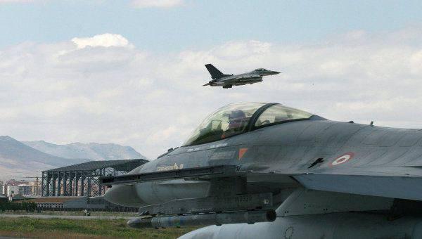 미 국방부와 그 논리 : 터키는 미국과의 연합에 있지만, 러시아 비행기가 격추 당했을 때, 그것은 미국 연합군에서 고려되지 않았다.