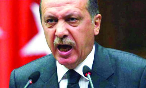 Erdogan nous a poignardé dans le dos. Que va répondre?
