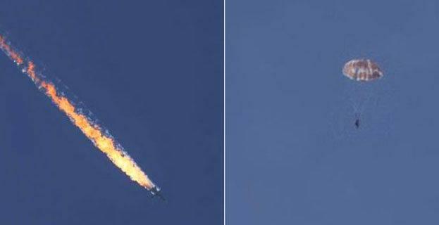 Algunos detalles del rescate del navegante derribado por el avión de Turks Su-24.