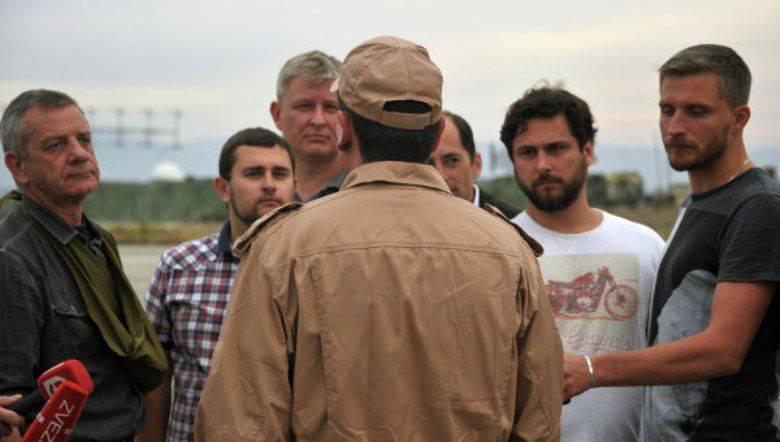"""Navegador salvo Su-24: """"não houve avisos"""""""