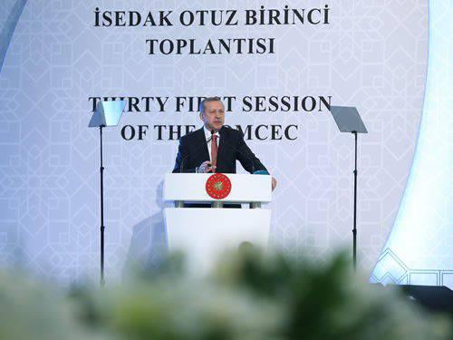 """एर्दोगन: """"Su-24 के साथ घटना पर रूस की प्रतिक्रिया से तुर्की नाराज है"""""""