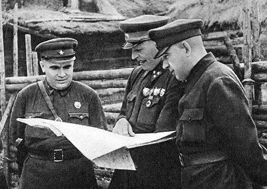 Pavel Alekseevich Kurochkin (en el 115 aniversario del nacimiento)