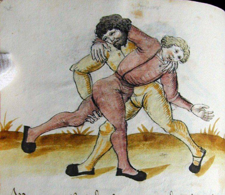 Battle Profile-7: German Medieval Wrestling