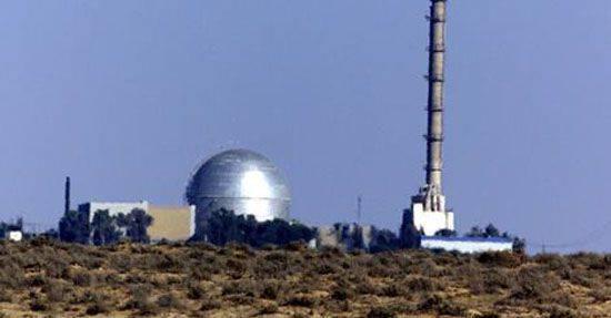 미국 출처 : 이스라엘에는 115 핵탄두가있다.