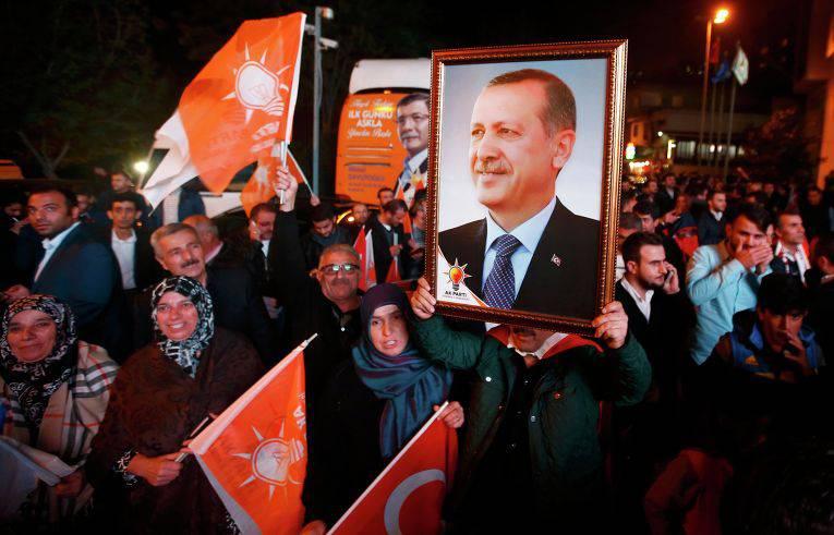Como Erdogan Israel punido