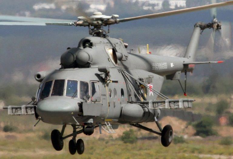 Der Start von Mi-8 ohne Fremdkomponenten begann in Ulan-Ude