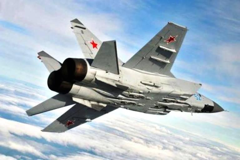 Eine weitere Charge des aktualisierten MiG-31 wurde an das Verteidigungsministerium übergeben