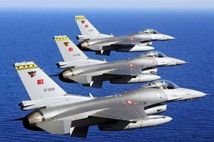 Greek Defense Ministry: the Turkish Air Force began to appear much less in the airspace of the country