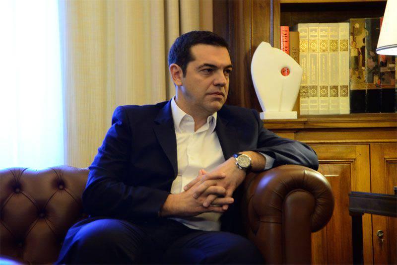 Le Premier ministre grec appelle les pilotes turcs nerveux