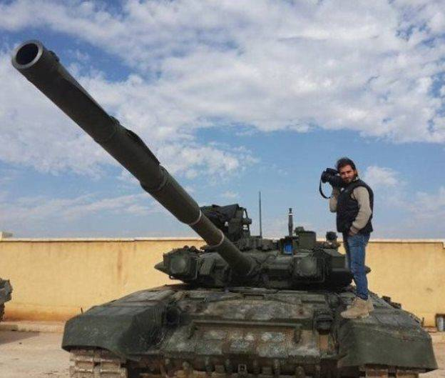 Media: T-90A transferred to Syria need improvement