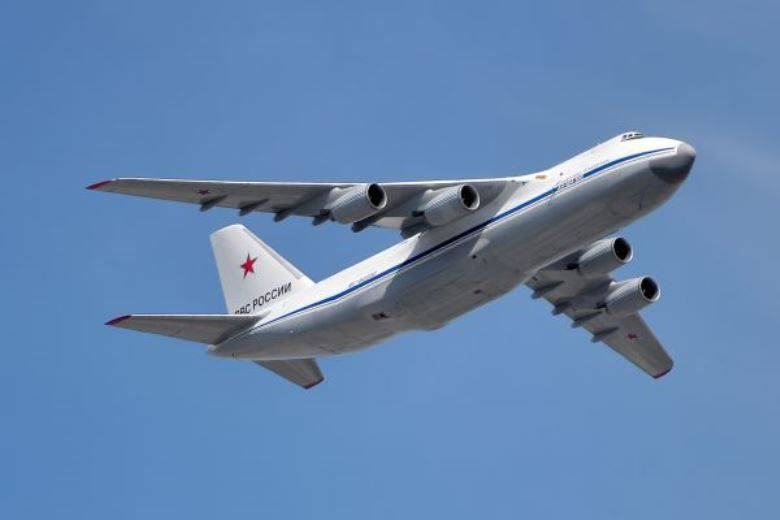 """Ruslans"" will fly with Russian engines"