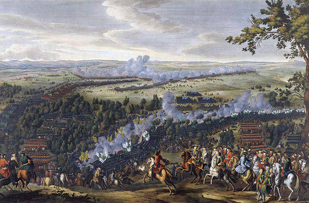 Battle of Forest: Mother of Poltava victory