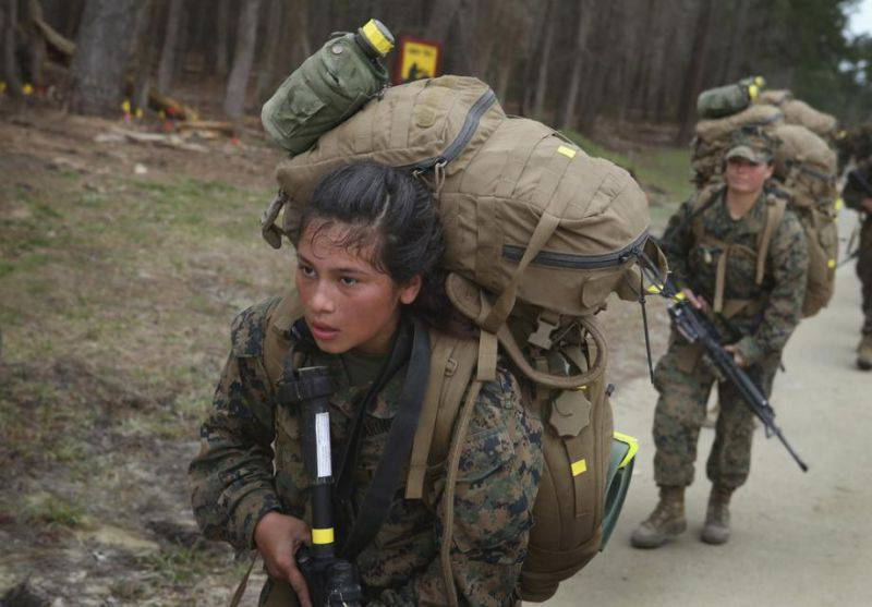 women in the infantry Watch video lifting the ban on women in combat roles will drag our infantry to far below the required standard and put people at greater risk of dying, according to a former sas commander.