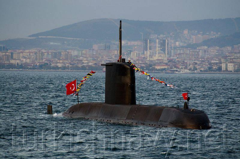 Турецкие вооружённые силы