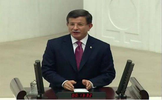 "Davutoglu propuso restaurar el canal de comunicación militar con la Federación de Rusia ""para evitar incidentes"""