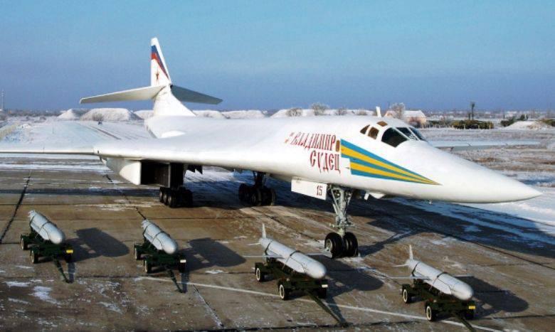 为Tu-160开发了一种新的武器控制系统和EW