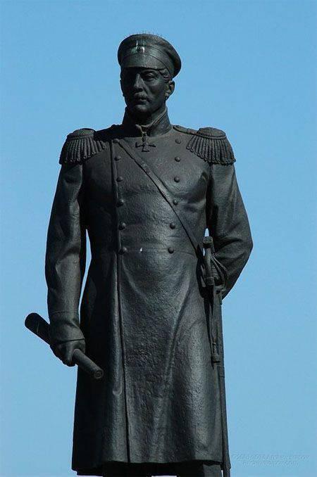 Jour de gloire militaire de la Russie: la défaite de l'escadre turque au Cap Sinop en 1853