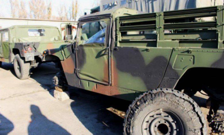 """O Pentágono negou a mensagem da mídia sobre o """"lixo"""" militar entregue à Ucrânia"""