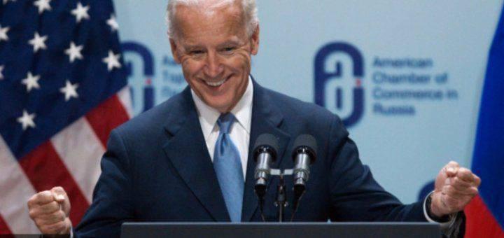 Il vicepresidente Biden ispeziona il manicomio