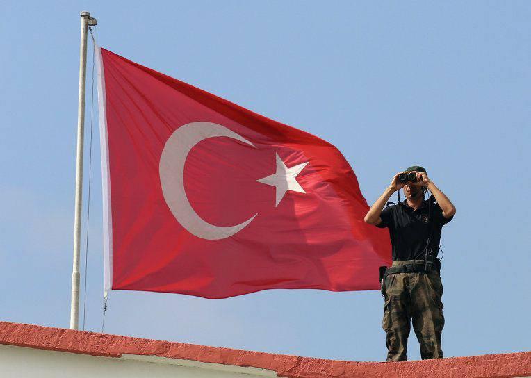 トルコで破壊された7つのPKK戦闘機